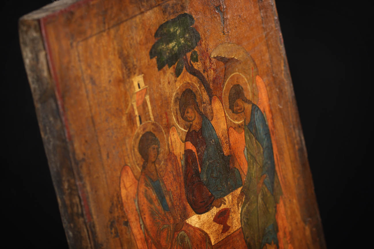Russian icon Russisk ikon AC10-101