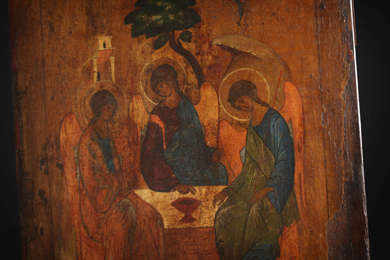 AC10-107  Russian icon   Russisk ikon