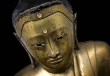 Antique Buddha BB17 , SOLD