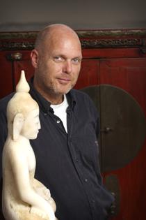 Antikke buddhaer  Henrik Bjerg